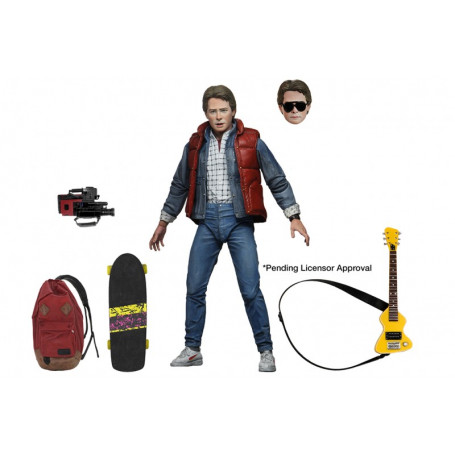 Neca - Ultimate Marty McFly 1/12 - Retour vers le futur - BTTF