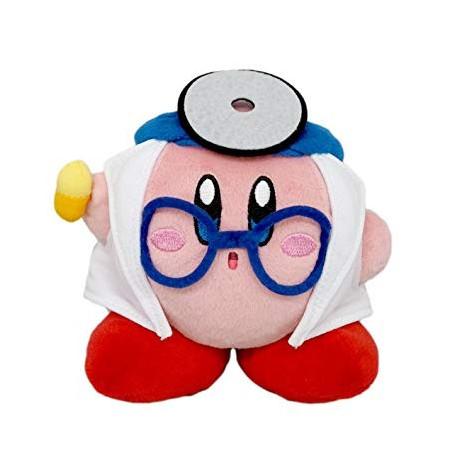 Nintendo - Peluche Kirby Docteur 15 cm