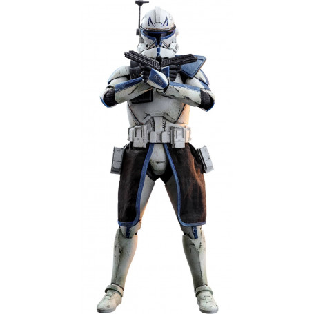 Hot Toys Star Wars - Captain Rex - The Clone Wars 1/6