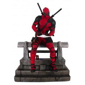 Diamond Marvel Premier Collection Statue Deadpool - Movie version