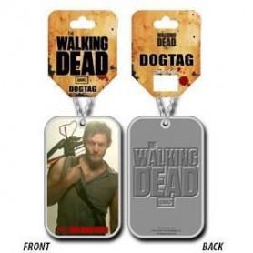 The Walking Dead : Daryl - Pendentif Dog Tag
