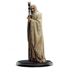 Weta - Le Seigneur des Anneaux - Saruman - Saroumane