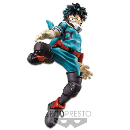Banpresto My Hero Academia - Izuku Midoriya - Deku - King of Artist
