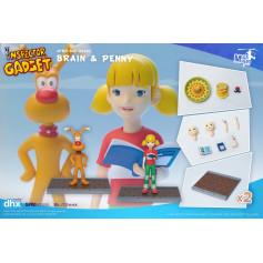 Blitzway Inspecteur Gadget figurine - Sophie et Finot