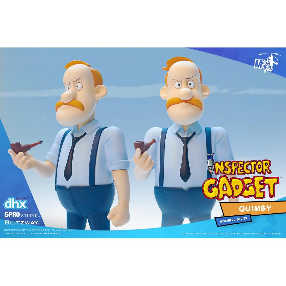 Blitzway Inspecteur Gadget figurine Chef Gontier