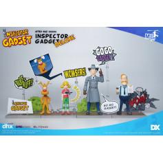 Blitzway Inspecteur Gadget figurine - Inspector Gadget Deluxe version