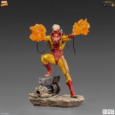IRON STUDIOS - Pyro BDS Art Scale 1/10 - Marvel Comics