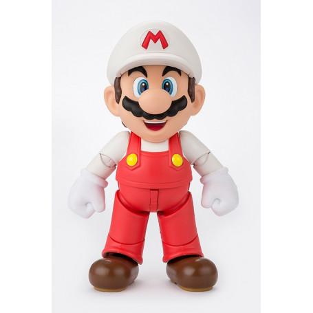 Bandai Figurine Super Mario Fire Sh Figuarts