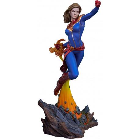 Sideshow Avengers Assemble statuette 1/5 Captain Marvel - 41cm