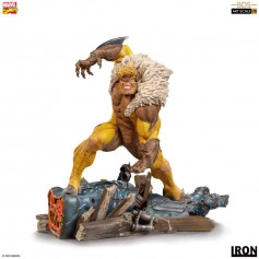 Iron Studios Marvel Comics Sabretooth 1/10 BDS Art Scale