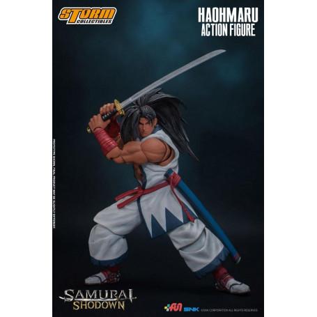 Storm Collectibles - Samurai Shodown - Haohmaru 1/12