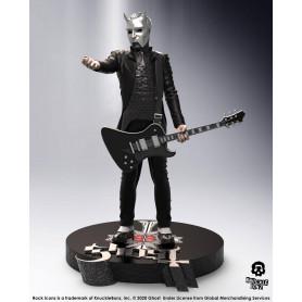 Knucklebonz - Ghost statuette Nameless Ghoul (Black Guitar) - Rock Iconz