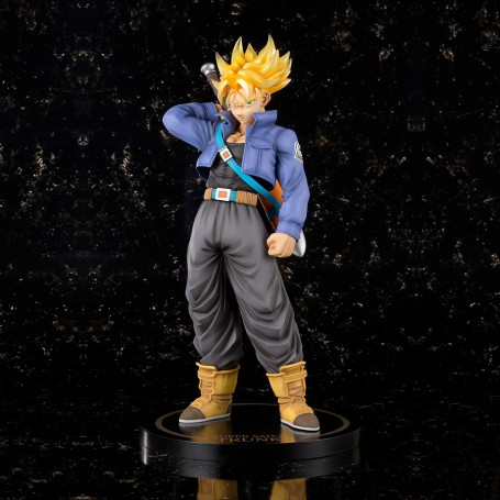 Tamashii Nations - DBZ -SHF Zero EX - Trunks