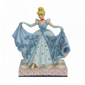 "Enesco Disney Traditions - Cendrillon ""Glass Slipper"""