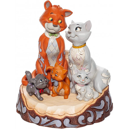 Disney traditions les aristochats - Carved by Heart