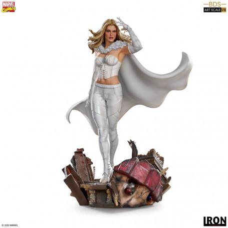 Iron Studios Marvel Comics Emma Frost 1/10 BDS Art Scale