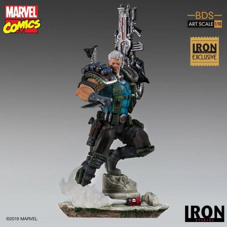 Iron Studios DC - Doomsday Deluxe Art Scale - Event Exclusive