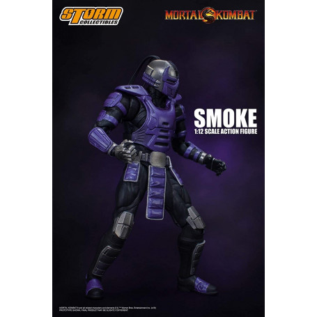 Storm Collectibles - Mortal Kombat 3 - Smoke - 1/12