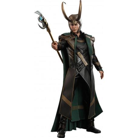 Hot toys Movie Masterpiece - LOKI - Marvel's Avengers: Endgame
