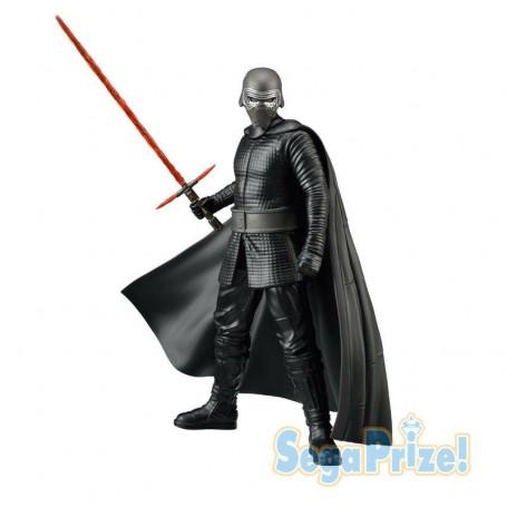 Sega Prize Figurine Star Wars Kylo Ren LPM - The Last Jedi