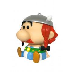 Plastoy Tirelire Asterix Chibi - Obelix