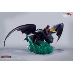 Taka Corp - Krokmou & Harold - How to Train Your Dragon - 1/6