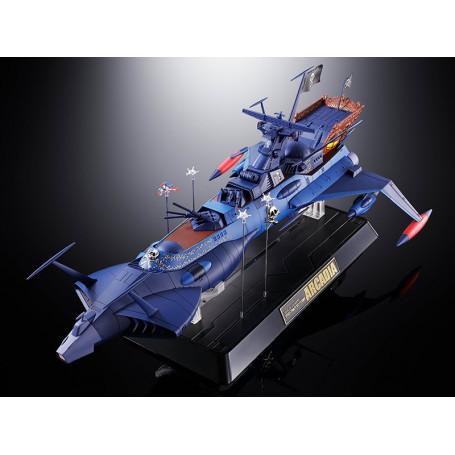 Bandai - ALBATOR - HARLOCK - GX-93 SPACE PIRATE BATTLESHIP ARCADIA