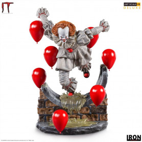Iron Studios - IT - CA Chapitre 2 - Pennywise - 1/10 Deluxe Art Scale
