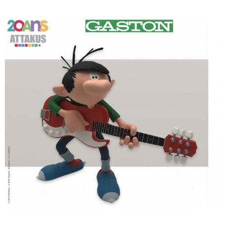 ATTAKUS - Gaston Lagaffe - GASTON ROCK