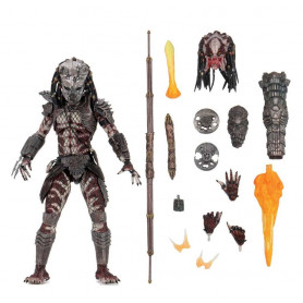 Neca Predator 2 - Ultimate Guardian Predator - Lost Tribe