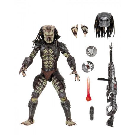 Neca Predator 2 - Ultimate Scout Predator - Lost Tribe