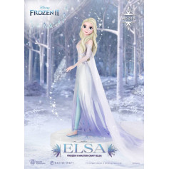 Beast Kingdom Disney - Master Craft Elsa - La Reine des Neiges 2