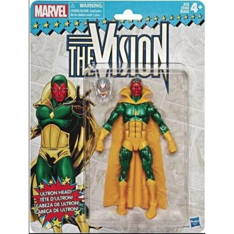 Marvel Legends Avengers Retro - Vision
