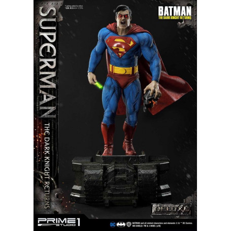Prime 1 Studio - Superman Deluxe Ver. 1/3 - Batman : The Dark Knight Returns