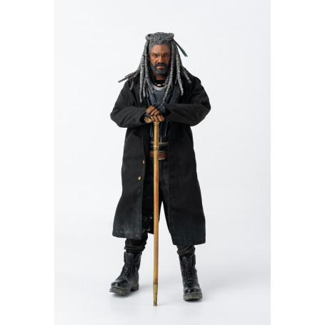 Three Zero The Walking Dead Figurine 1/6 King Ezekiel