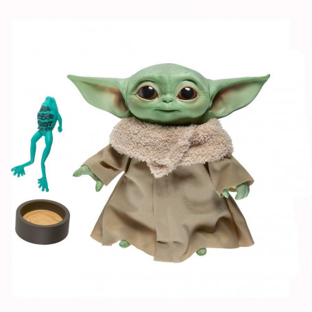 Star Wars The Mandalorian The Child Peluche parlante - Baby Yoda