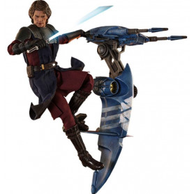 Hot Toys Star Wars - Anakin Skywalker & STAP - The Clone Wars 1/6