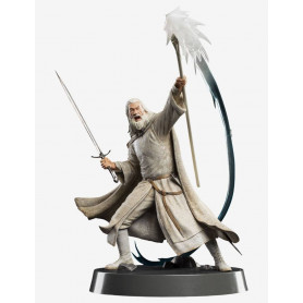 Weta - Statue PVC Gandalf le Blanc - Figures of Fandom 1/6 - LOTR