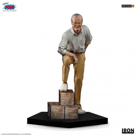 Iron Studios Marvel Comics - Stan Lee 1/10 BDS Art Scale