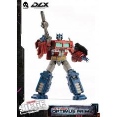 Three0 Transformers - DLX OPTIMUS PRIME - War For Cybertron Trilogy
