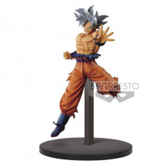 Banpresto Dragon Ball Super Son Goku Ultra Instinct Chosenshiretsuden