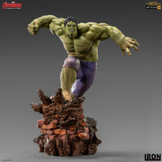 Iron Studios Marvel - Hulk Avengers L'Ère d'Ultron 1/10 BDS Art Scale