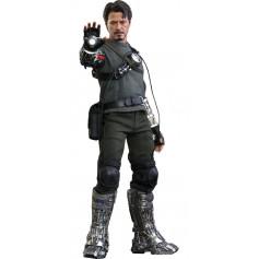 Hot Toys Iron man - Tony Stark Mech Test 1/6