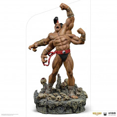 Iron Studios - Mortal Kombat - Goro 1/10