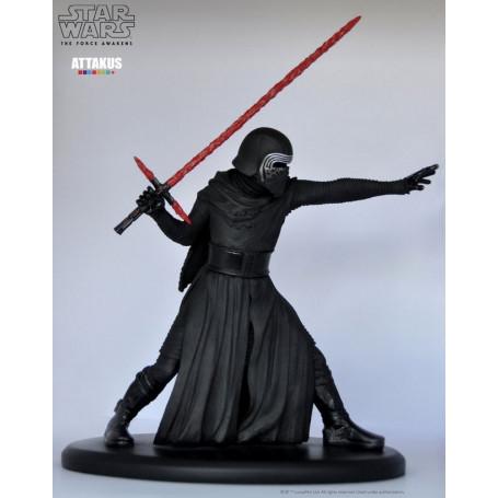 Attakus Star Wars Statue Kylo Ren - Elite 1/10