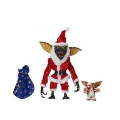 Neca Ultimate Santa Stripe & Gizmo - Gremlins