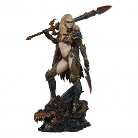 Sideshow Originals - Dragon Slayer: Warrior Forged in Flame