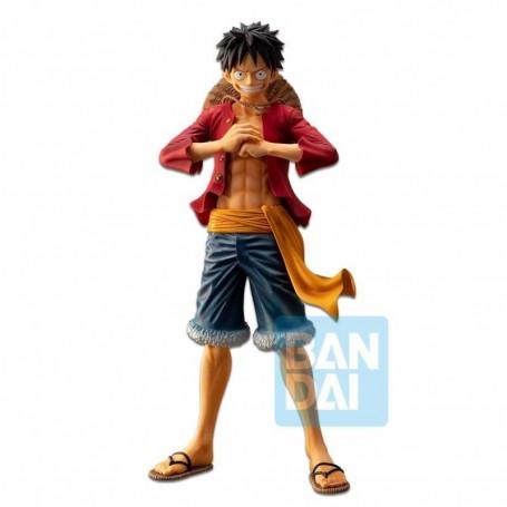 Bandai One Piece - MONKEY・D・LUFFY The Bonds of Brothers - Ichibansho