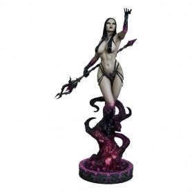 Sideshow Originals - PF Dark Sorceress: Guardian of the Void
