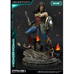 Prime 1 Studio DC Injustice 2 - Wonder Woman Deluxe 1/4